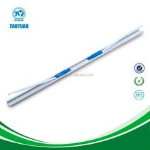 School supplies wholesale plastic paper spring clip, spring fastener