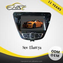 China factory OEM ODM for hyundai elantra 2015 touch screen dvd gps with usb sd car radio FM AM