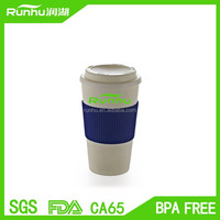 Popular Plastic PP Cup Take Out Coffee Mug Made In China RH120-12