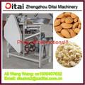 Fabricante de China almendra / cacahuete Peeler precio