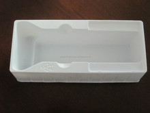 hot popular cosmetic toy PS blister tray packaging