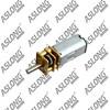 high quality electric mini dc 12v gear motor 1a with high toruqe high speed DIY geared motor