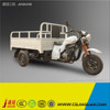 White Three Wheel Covered Motocycle/Auto Tricycle For Sale