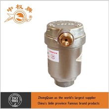 specialized for fire system automatic air vent of brass material for central air condition radiator