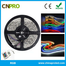 Attractive Design DC 12V SMD Changeable color Indoor 5050 RGB LED Strip