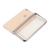 high quality soft durable TPU phone case for iphone 6 & 6 plus