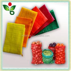 New packaging for onion/firewood/timber/pp tubular mesh bag woven bag