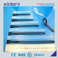 Flexible cable tie reusable wire collect tie zip tie