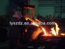The new condition and ISO9001certification 5000KG 3000KW induction melting aluminum electric furnace