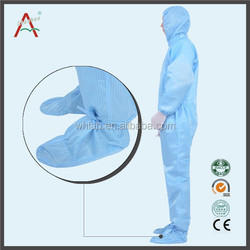 Cleanroom Antistatic Coverall Suit