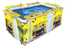 High Quality fishing shooting Game Machine / dragon king fish hunter game for Sales