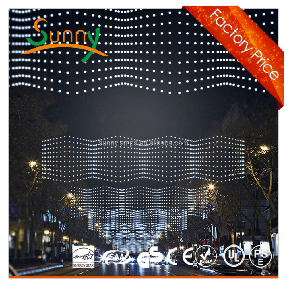 Led christmas lights wholesale string light outdoor