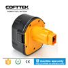 replacement 12v batteries for cordless drill dewalt battery DEWALT 152250-27, 397745-01, 2802K, 2812B, 2812K, 2832K, 2852B