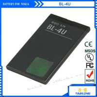 BL-4U Full Capacity 1000mAh Mobile Battery for NOKIA 3120c 5250 5330XM 5530XM 5730XM 6212c 6600s 6600is 8800Arte