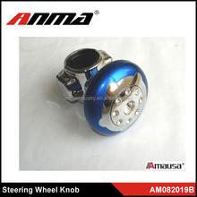 Promotionnal racing car steering wheel gear knob