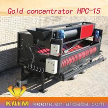 Gold Mine Concentrator Machine