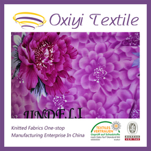 100% polyester plain imitation cotton flannel fleece fabric