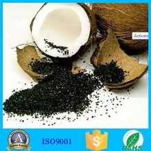 Factory Hotesale China Coconut Shell Activated Carbon Price