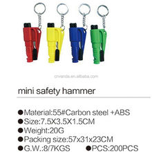 latest car/auto emergency life safety hammer