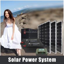 High Quality 2 Kw Bipv Panel 1000w Portable Power Solar Energy System