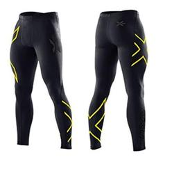 custom sprots compression long pant