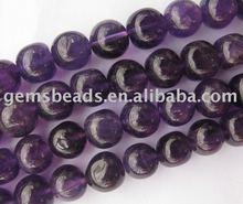 Gemstone Medium Aemthyst Nugget Beads