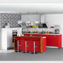 ak 3035 nuevo diseño importados de cocina gabinetes de cocina china directa de la fábrica de china