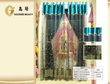 2014 hot sale wedding crystal curtains salon decorating curtain with CE