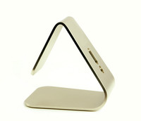 Aluminum metal adsorption desktop stand for 4-11inch tablet pc and cell phone