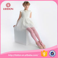 New process breathable kids girls in pantyhose nylon manufacturer