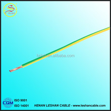 Chinese PVC Insulated and sheath low smoke zero halogen 1.5mm electric cable