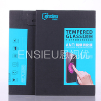 Factory price mobile phone tempered glass screen protector packages