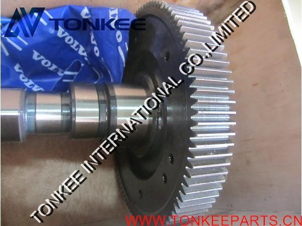 DEUTZ D7D engine camshaft VOE 20544668 20412339 for VOLVO EC290B.jpg