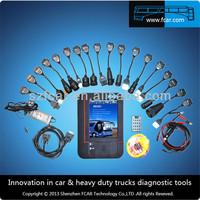 Authorized Dealer FCAR F3-D KWP2000 ECU Plus Flasher/KWP 2000 Iveco Diagnostic Software