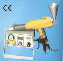 Best selling product experiment with electrostatic powder spraying gun