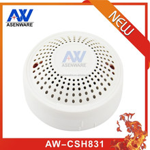 Hot selling!!!New Photoelectric smoke and heat detector Fire alarm Smoke and heat detector AW-CSH831 with CE,ROHS certification