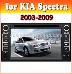 car audio radio car dvd gps player for KIA Spectra 2003-2009 car radio with bluetooth gps navigation
