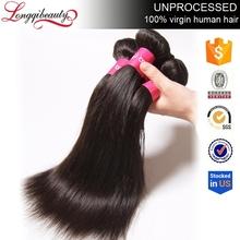 raw unprocessed virgin indian hair 6a peruvian virgin human hair extension,100% virgin brazilian straight hair