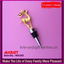 Customized hotsell novelty pour stopper