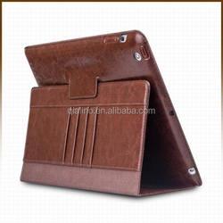 2015 QIALINO genuine leather case for ipad air/ipad 5