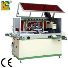 Máquina de Serigrafia un color Cilidrica Automatica