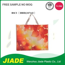 Trendy waterproof non woven shopping bag with laminated/shopping bags for retail stores/Eco friendly carrier bag