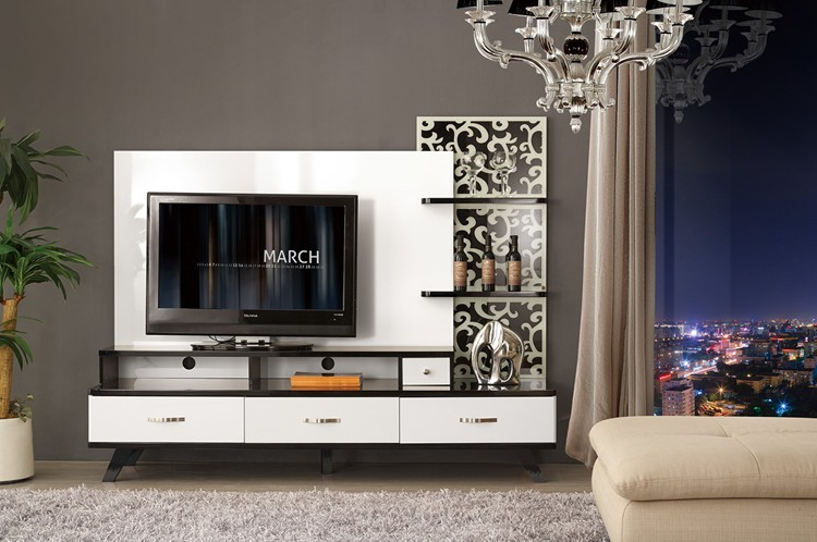 2015 cheap price tv stand cabinets designs new model - Dresser as tv stand in living room ...