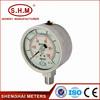 bourdon tube pressure gauge manometer