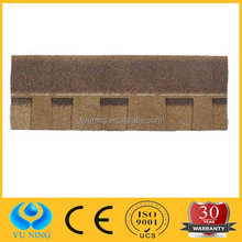 laminated asphalt shingle roof tile