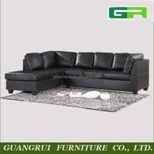 furniture living room PU LEATHER CORNER SOFA GR-6403