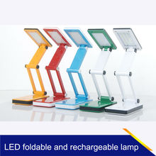 LED Touch table lamp recharging from China