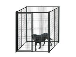 China hot sale pet kennel metal dog cage decorative dog kennels