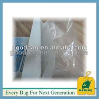 pp woven shopping bags for packing feed with inside poly bag