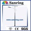 smart control double module led street light with solar energy supply